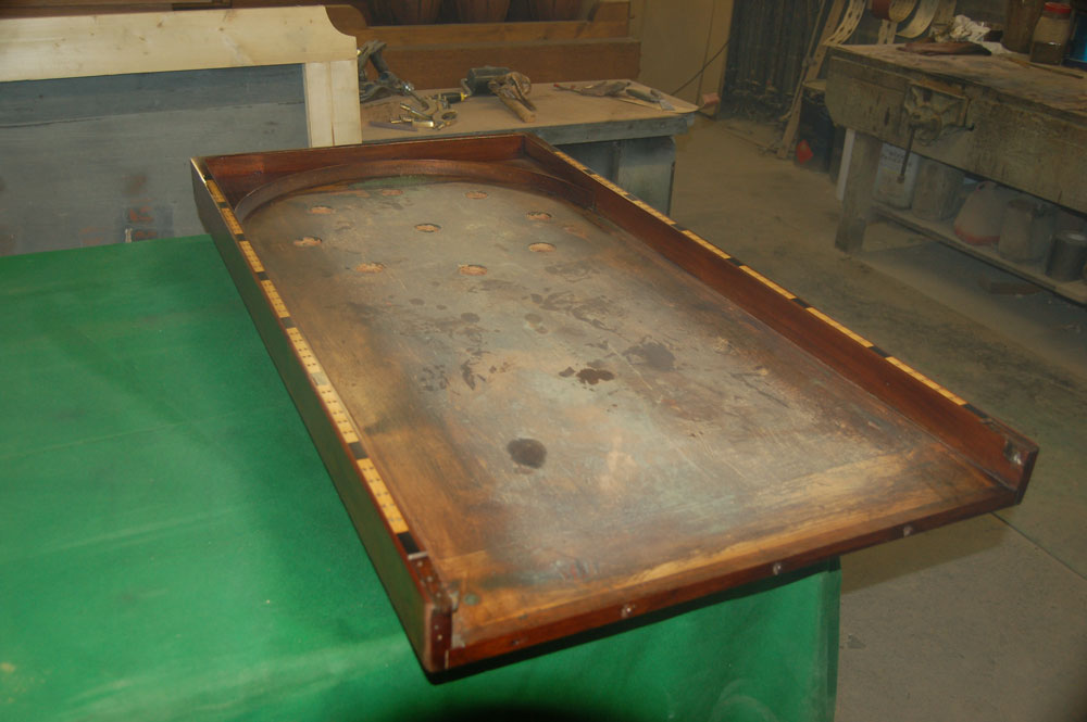 This Is A Very Unusual Full Size Combination Snooker Dining Table  Manufactured In Our Own Workshops.