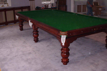 Full Size Combination Snooker Pool Dining Table